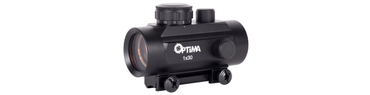 Hatsan-HA90530-Optima-1x30-Red-Dot-Reticle