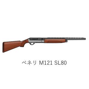 ベネリ121SL80